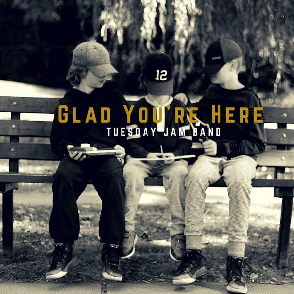 Cover art for Glad You're Here